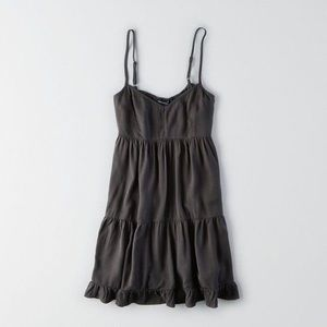 American Eagle Ruffled Babydoll Dress